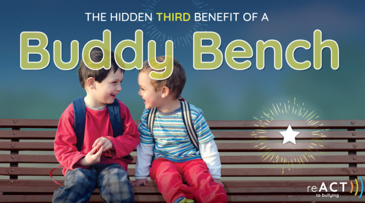 buddy bench benefits