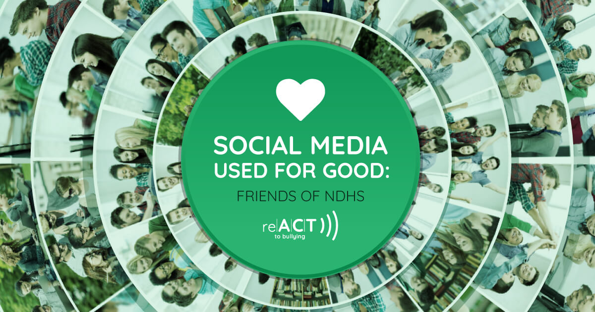 social media for good ndhs instagram